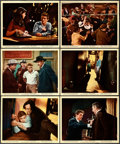 """Movie Posters:Drama, East of Eden (Warner Brothers, 1955). Color Photo Set of 12 (8"""" X10"""").. ... (Total: 12 Items)"""