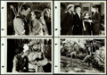 """Movie Posters:Science Fiction, The Lost World (First National, 1925). Keybook Photos (4) (8"""" X11"""").. ... (Total: 4 Items)"""