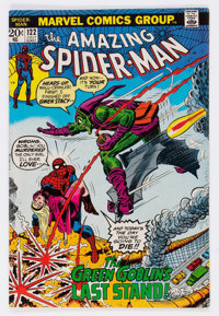 The Amazing Spider-Man #122 (Marvel, 1973) Condition: VG/FN