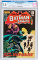 Detective Comics #411 (DC, 1971) CGC FN/VF 7.0 Cream to off-white pages