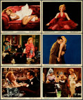 "Movie Posters:Romance, The Prince and the Showgirl (Warner Brothers, 1957). Color PhotoSet of 12 (8"" X 10"").. ... (Total: 12 Items)"