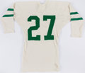Football Collectibles:Uniforms, Philadelphia Eagles #27 NFL Network Prop Jersey.. ...