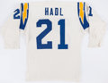 Football Collectibles:Uniforms, Vintage John Hadl San Diego Chargers Jersey. . ...