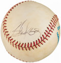 Autographs:Baseballs, 1991 Bo Jackson Birmingham Barons Minor League Single SignedBaseball.. ...