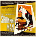 "Movie Posters:Science Fiction, The Incredible Shrinking Man (Universal International, 1957). SixSheet (78.5"" X 80"") Reynold Brown Artwork.. ..."