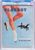 Magazines:Vintage, Playboy V5#2 (HMH Publishing, 1958) CGC NM- 9.2 White pages....