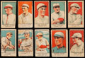 Baseball Cards:Sets, 1921 W551 Baseball Complete Set (10). ...