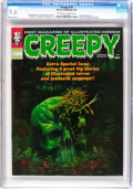 Magazines:Horror, Creepy #35 (Warren, 1970) CGC NM+ 9.6 Off-white to white pages....