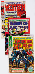 Bronze Age (1970-1979):Western, Mighty Marvel Western Group of 34 (Marvel, 1968-75) Condition: Average VF.... (Total: 34 Comic Books)