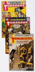 Silver Age (1956-1969):Adventure, Tomahawk Group of 38 (DC, 1962-71) Condition: Average VG/FN.... (Total: 38 Comic Books)