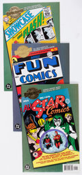 Modern Age (1980-Present):Miscellaneous, Millennium Editions Group of 14 (DC, 2000-2001) Condition: Average NM-.... (Total: 14 Comic Books)