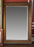 Furniture : Continental, A Large Giltwood Mirror, 20th century. 87 inches high x 62 incheswide (221.0 x 157.5 cm). ...