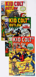 Kid Colt Outlaw Group of 42 (Marvel, 1969-75) Condition: Average VF-.... (Total: 42 Comic Books)