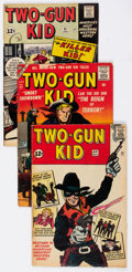 Silver Age (1956-1969):Western, Two-Gun Kid #37, 60, and 61 Group (Marvel, 1957-62) Condition:Average VG-.... (Total: 3 Comic Books)