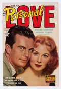 Golden Age (1938-1955):Romance, Personal Love #23 (Famous Funnies Publications, 1953) Condition:FN/VF....