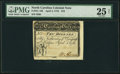 North Carolina April 2, 1776 $10 PMG Very Fine 25 Net