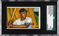 Baseball Cards:Singles (1950-1959), 1951 Bowman Willie Mays #305 SGC 35 Good+ 2.5....
