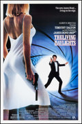 "Movie Posters:James Bond, The Living Daylights (United Artists, 1987). One Sheet (27"" X 41""). James Bond.. ..."