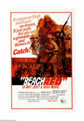 "Movie Posters:War, Beach Red (Universal, 1967). One Sheet (27"" X 41""). Offered here isan original poster for this war drama directed by Cornel... (1 )"