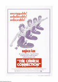 "Movie Posters:Action, The Chinese Connection (National General, 1973). One Sheet (27"" X41""). Offered here is an original poster for this martial ... (1 )"