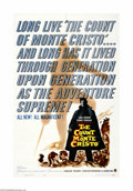 "Movie Posters:Adventure, The Story of the Count of Monte Cristo (Warner Brothers, 1962). OneSheet (27"" X 41""). Offered here is an original poster fo... (1 )"