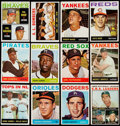 Baseball Cards:Sets, 1964 Topps Baseball Complete Set (587). . ...