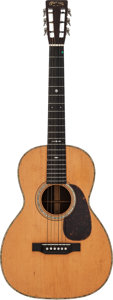 Musical Instruments:Acoustic Guitars, 1934 Martin 00-40H Natural Acoustic Guitar, Serial # 56431....