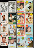 Baseball Cards:Lots, 1957-70 Topps/Fleer Baseball Collection (600+).. ...