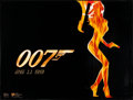 """Movie Posters:James Bond, The World is Not Enough (United International Pictures, 1999). British Quad (30"""" X 40"""") DS Advance. James Bond.. ..."""
