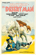 "Movie Posters:Western, The Desert Man (Imperial, 1934). One Sheet (27"" X 41"").. ..."