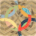 Prints & Multiples, Frank Stella (b. 1936). Polar Coordinates VI, 1980. Lithograph, screenprint and letterpress in colors on Arches Cover pa...