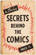 Books:Creator Biography, Secrets Behind The Comics #1 (Famous Enterprises Inc., 1947)Condition: GD+....