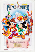 "Movie Posters:Animation, The Prince and the Pauper (Buena Vista, 1990). One Sheet (27"" X 40"") DS. Animation.. ..."