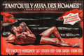 "Movie Posters:Academy Award Winners, From Here to Eternity (Columbia, 1953). French Petite (18.5"" X 12.5""). Academy Award Winners.. ..."
