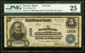 National Bank Notes:Maine, Norway, ME - $5 1902 Plain Back Fr. 602 The Norway NB Ch. # 1956. ...