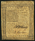 Colonial Notes:Delaware, Delaware January 1, 1776 2s 6d Fine.. ...