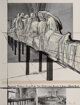 Christo (b. 1935) Aegina Temple - Project for the Munich Glyptotek, from Official Arts Portfolio of the XXIVth Olympi...