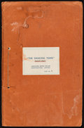 """Movie Posters:Musical, Dancing Years (Allied Artists, 1948). Release Script (74 Pages, 9"""" X 13.5""""). Musical.. ..."""