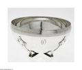 Silver Holloware, American:Punch Bowls, An American Silver Punch Bowl Mark of Shreve & Co., San Francisco, CA, c. 1900 The 'Fourteenth Century' pattern punch bo...