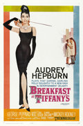 "Movie Posters:Romance, Breakfast at Tiffany's (Paramount, 1961). One Sheet (27"" X 41"")Robert McGinnis Artwork.. ..."