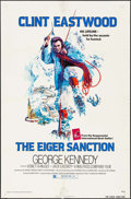 """Movie Posters:Action, The Eiger Sanction & Other Lot (Universal, 1975). One Sheets (2) (27"""" X 41""""). Action.. ... (Total: 2 Items)"""