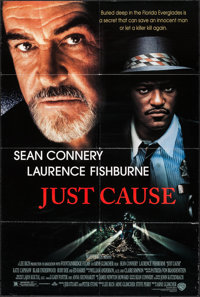 "Just Cause & Others Lot (Warner Brothers, 1995). One Sheets (5) (26.5"" X 39.5"" - 27"" X 41"") DS &..."