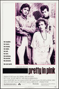 "Movie Posters:Comedy, Pretty in Pink (Paramount, 1986). One Sheet (27"" X 41""). Comedy.. ..."