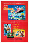 """Movie Posters:Animation, The Rescuers/Mickey's Christmas Carol Combo & Others Lot (Buena Vista, R-1983). One Sheets (6) (26.75"""" X 39.75"""" & 27"""" X 40/4... (Total: 6 Items)"""