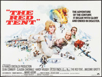 "The Red Tent (Paramount, 1971). First Release British Quad (30"" X 40""). Adventure"