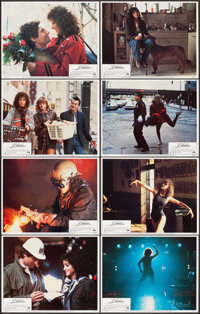 "Flashdance & Other Lot (Paramount, 1983). Lobby Card Sets of 8 (2) (11"" X 14""). Musical. ... (Total: 16 It..."