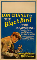 "Movie Posters:Crime, The Black Bird (MGM, 1926). Window Card (14"" X 22"").. ..."