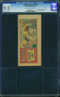 """Bronze Age (1970-1979):Humor, Archie Comics Fairmont Potato Chips Giveaway - """"Knack Yak"""" (Archie, 1970) CGC NM- 9.2 CREAM TO OFF-WHITE pages."""