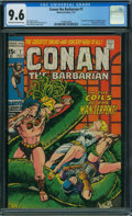 Bronze Age (1970-1979):Adventure, Conan the Barbarian #7 (Marvel, 1971) CGC NM+ 9.6 OFF-WHITE TO WHITE pages.