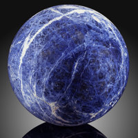 Sodalite Sphere Stone source: France